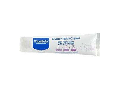 Mustela 123 Diaper Rash Cream, 3.8 oz