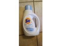 Tide Free & Gentle HE Turbo Clean Liquid Laundry Detergent, 25 Loads, 40 fl oz - Image 3