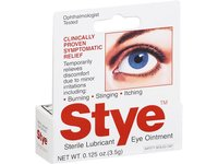 Stye Sterile Lubricant Eye Ointment, 0.125 Oz - Image 2