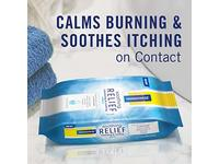 Preparation H Soothing Relief Cleaning and Cooling Wipes, 60 count - Image 9