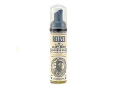 Reuzel Beard Foam, Wood And Spice, 2.5 oz