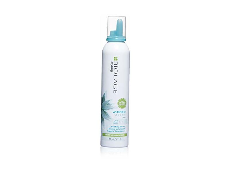 Biolage Styling Whipped Volume Bodifying Mousse, Apple, 8.5 oz
