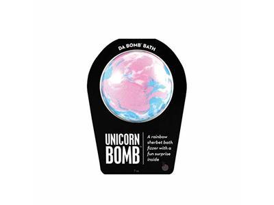 Da Bomb Bath Fizzers Unicorn Bath Soaks, 1 count
