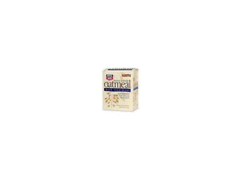 Rite Aid Oatmeal Bath Treatment, Individual Bath Packets, 8 ea