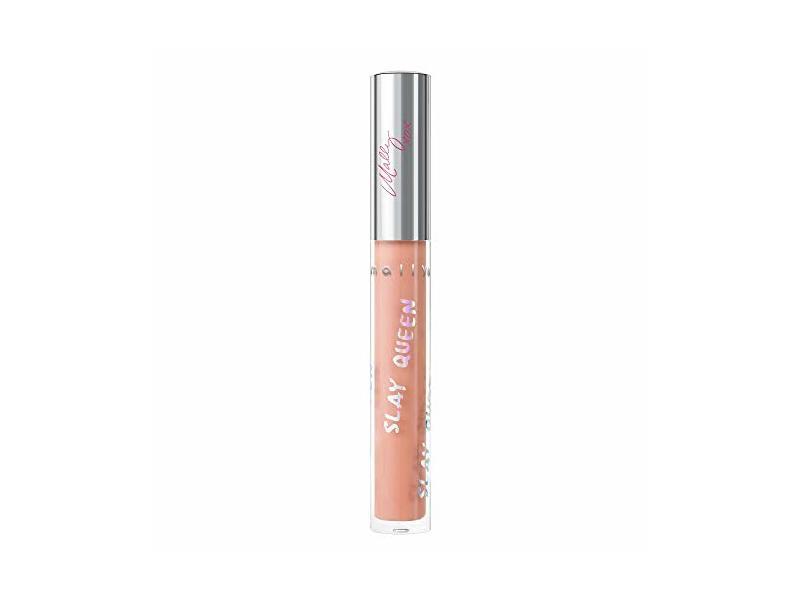 Mally Beauty Liquid Lipstick, Slay Queen, 0.12 oz