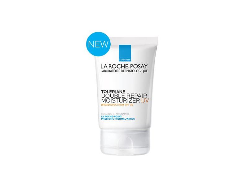 La Roche-Posay Toleriane Double Repair Moisturizer UV, SPF 30, 2.5 fl. oz.