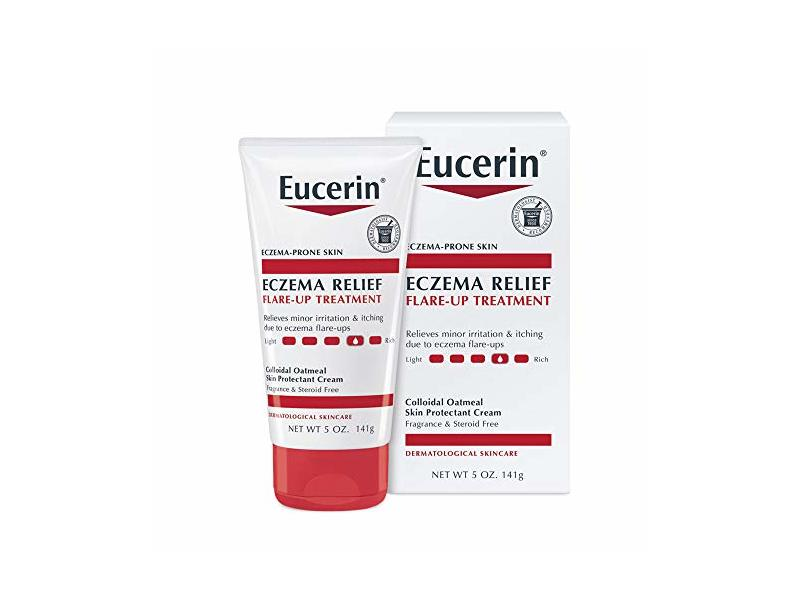 Eucerin Eczema Relief Flare-Up Treatment, 5 Ounce