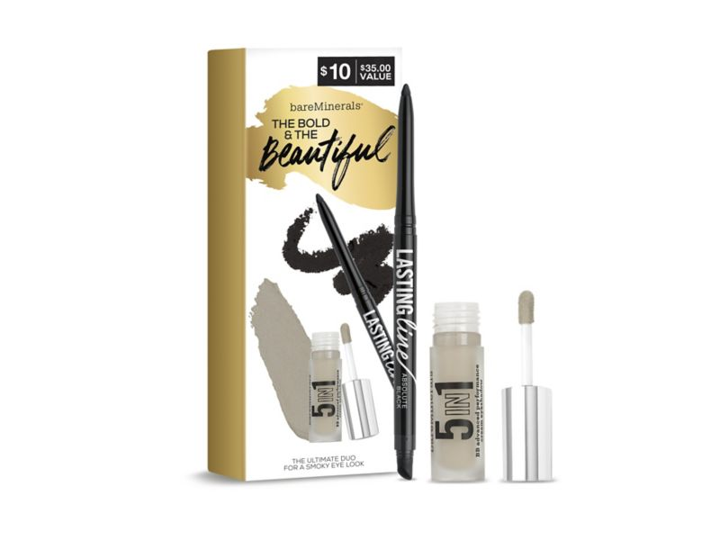 Bareminerals The Bold The Beautiful Ultimate Duo Eye Kit