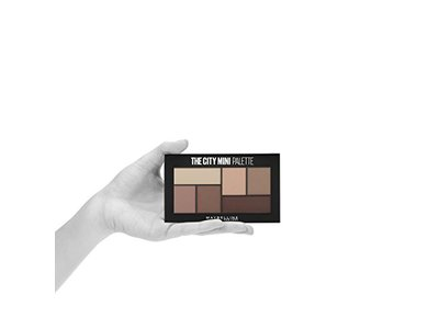 Maybelline The City Mini Eyeshadow Palette Makeup, Brooklyn Nudes, 0.14 oz. - Image 6