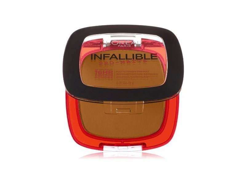 Loreal Paris Infallible Pro Matte Pressed Face Powder, Classic Tan 700