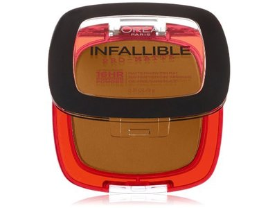 Loreal Paris Infallible Pro Matte Pressed Face Powder, Classic Tan 700 - Image 1
