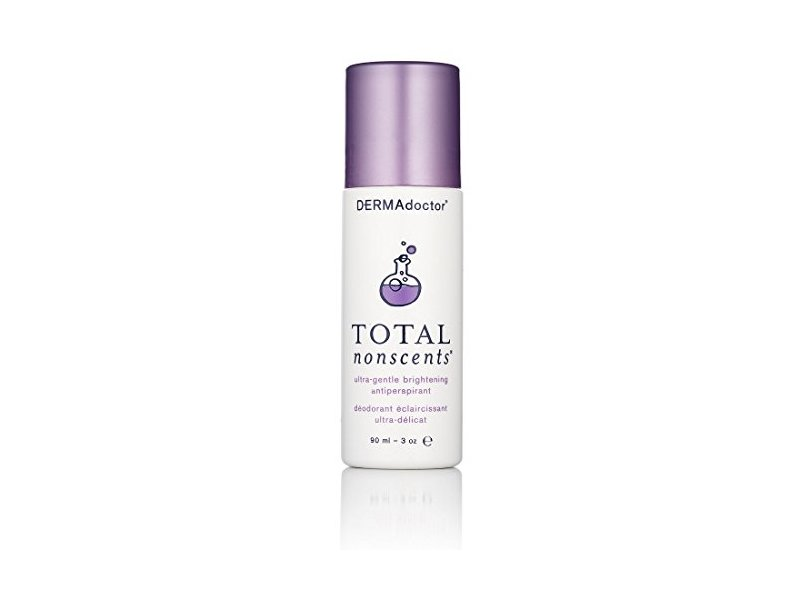 DERMAdoctor Total Nonscents Ultra-Gentle Brightening Antiperspirant, 3 fl oz