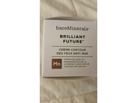 bareMinerals Brilliant Future Age Defense and Renew Eye Cream, 0.5 Ounce - Image 3