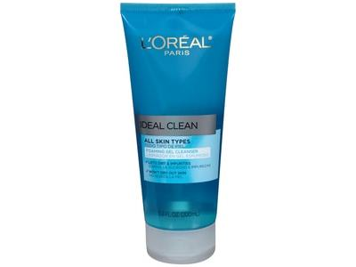 L'Oreal Paris Ideal Clean Daily Foaming Gel Cleanser