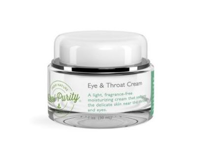 Real Purity Eye & Throat Creme, 1 oz