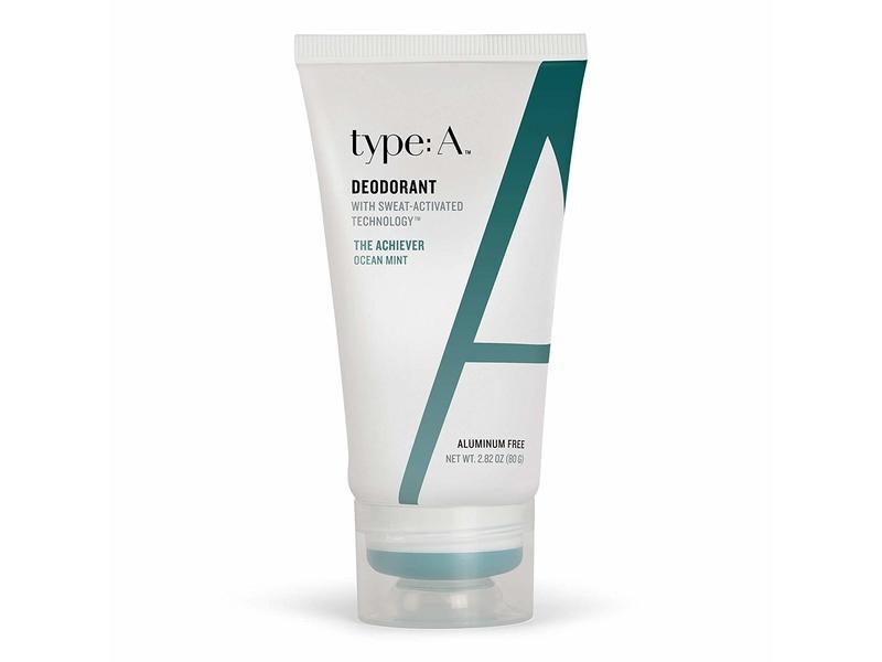 Type: A Deodorant, The Achiever Ocean Mist, 2.82 oz (80 g)