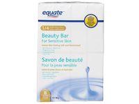 Equate Beauty Bar for Sensitive Skin, 4 fl oz - Image 2