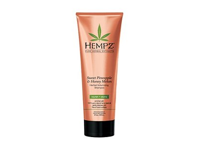 Hempz Sweet Pineapple and Honey Melon Herbal Volumizing Shampoo, 9 fl oz