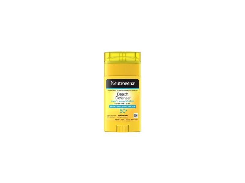 Neutrogena Beach Defense Oil-Free Body Sunscreen Stick SPF 50+