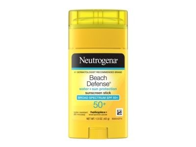 Neutrogena Beach Defense Oil-Free Body Sunscreen Stick SPF 50+