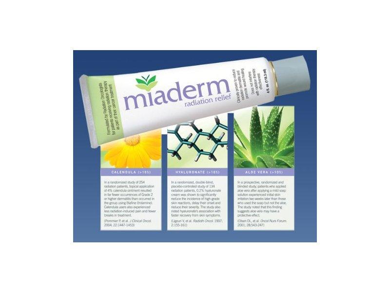 Miaderm Radiation Relief, 4 oz