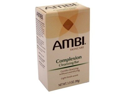 AMBI Skincare Complexion Cleansing Bar, 3.5oz