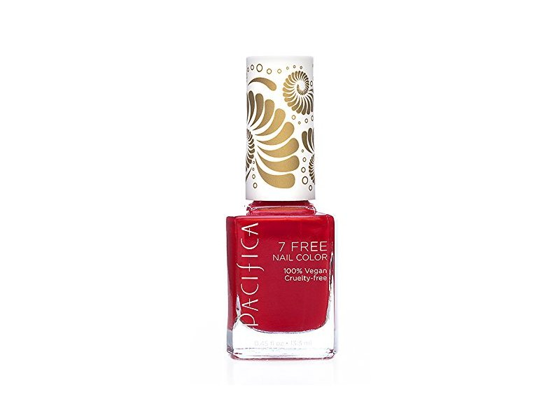 Pacifica 7 Free Nail Color Cinnamon Girl -- 0.45 fl oz