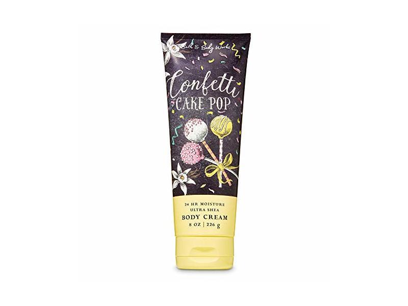 Bath & Body Works Confetti Cake Pop Body Cream, 8 oz