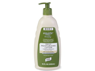 Equate Beauty Daily Moisturizing Lotion, 18 fl oz