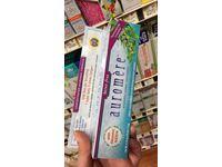 Auromere Mint Free Ayurvedic Herbal Toothpaste, 4.16 oz - Image 3