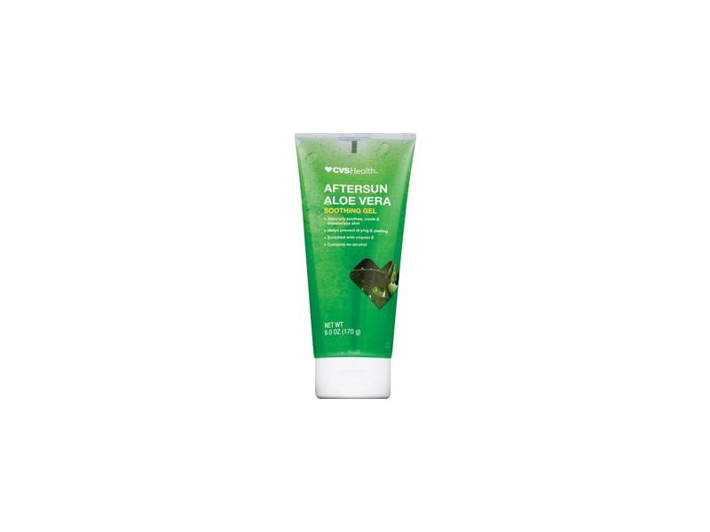 CVS Aftersun Aloe Vera Soothing Gel