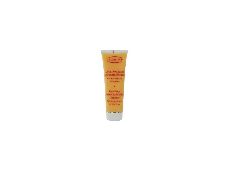 Clarins Gentle Foaming Exfoliating Cleanser with Shea Butter, 125 mL