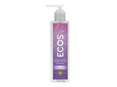 Earth Friendly Products Hand Soap, Lavender, 8 Oz