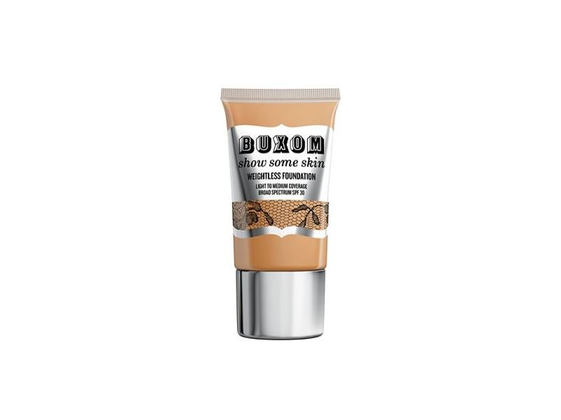 Buxom Show Some Skin Weightless Foundation, Spf 30, Fair Game,15 Fl Oz Ingredients -4231