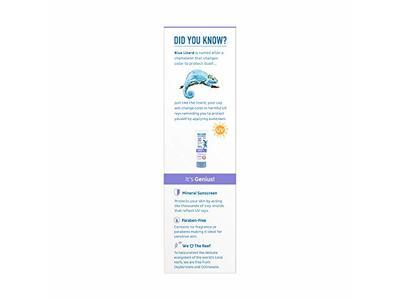 Blue Lizard Australian Sensitive Face Mineral Sunscreen, SPF 30+, 1.7 fl oz - Image 7