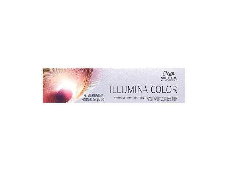 Wella Professionals Illumina Color, 8/69 Light Blonde/Violet Cendre, 2 oz / 57 g
