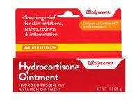 Walgreens Hydrocortisone 1% Ointment, 1 oz - Image 2