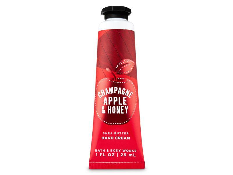 Bath & Body Works Campagne Apple & Honey Hand Cream, 1 fl oz
