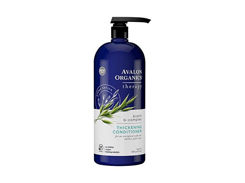 Avalon Organics Biotin-B Complex Thickening Conditioner, 32 Ounce