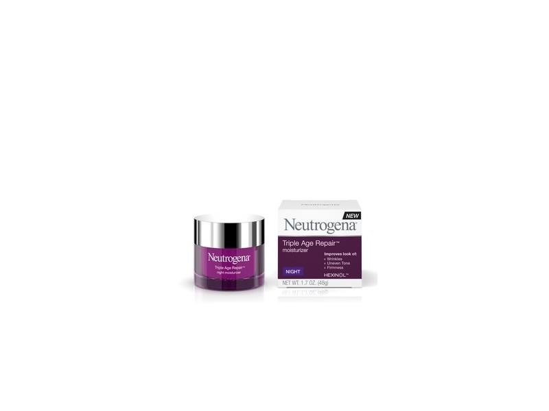 Neutrogena Triple Age Repair Anti-Aging Night Face Moisturizer