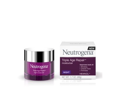 Neutrogena Triple Age Repair Anti-Aging Night Face Moisturizer