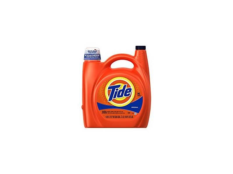 Tide Original Scent Liquid Laundry Detergent, 150 fl oz