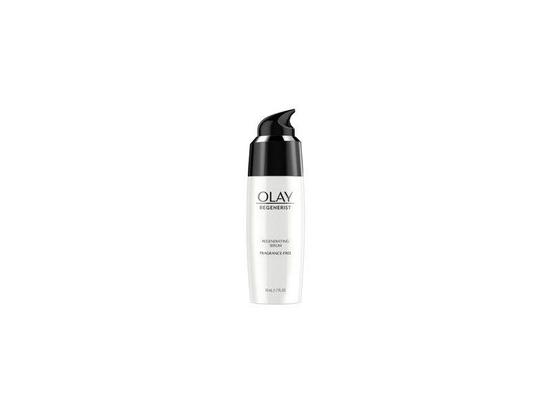 Olay Regenerist Regenerating Serum, Fragrance-Free Light Gel Face Moisturizer