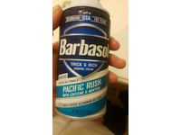 Barbasol Pacific Rush Thick & Rich Shaving Cream for Men, 10 oz. - Image 3