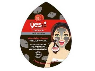 Yes To Tomatoes Charcoal Peel-off Mask