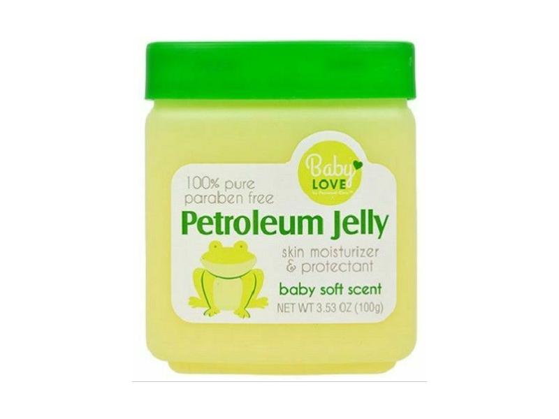 Baby Love Petroleum Jelly, 3.53 oz/100 g