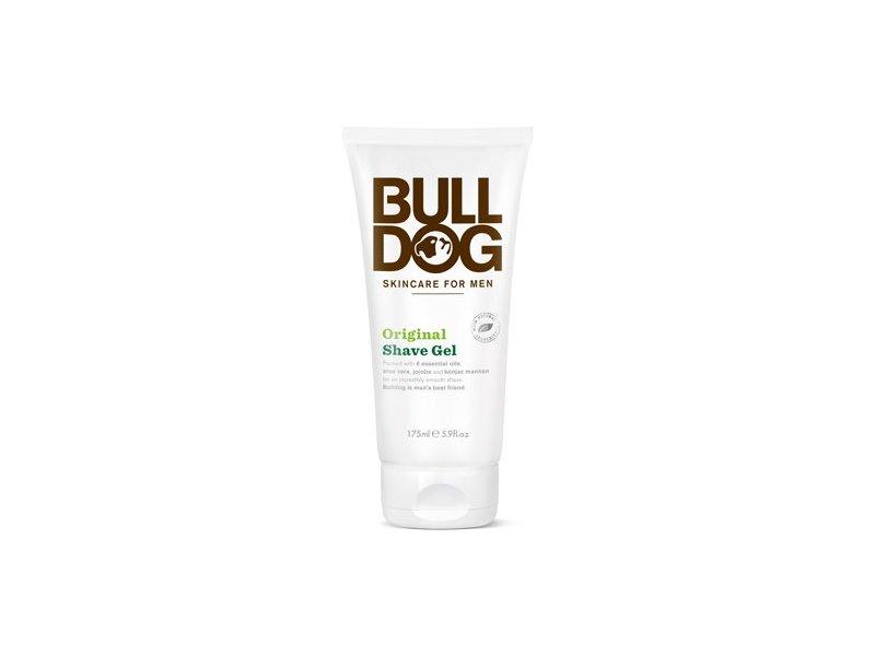 Bulldog Skincare For Men Original Shave Gel, 5.9 oz