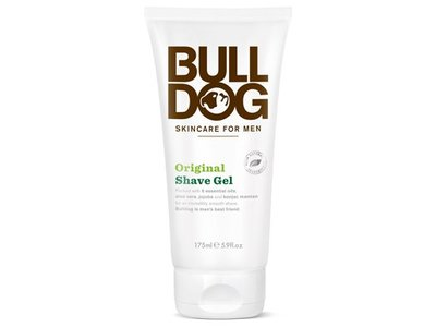 Bulldog Skincare For Men Original Shave Gel, 5.9 oz
