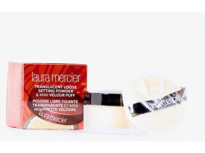 Laura Mercier Translucent Loose Mini Setting Powder with ...