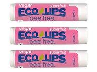 Eco Lips Bee Free Vegan Superfruit Eco Lips, 0.15 oz - Image 2